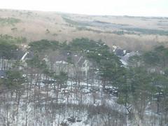 雪景色の那須