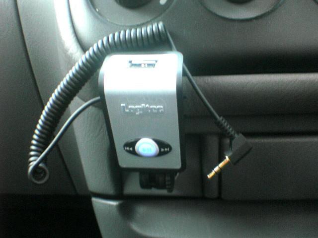 車載用MP3プレーヤー
