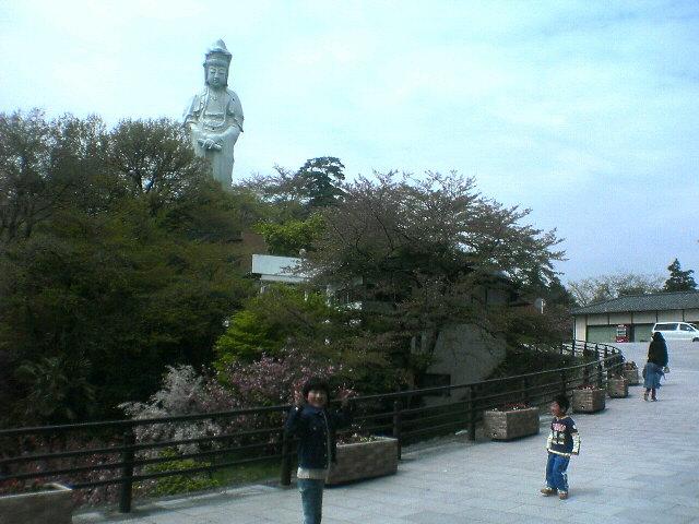 高崎観音山