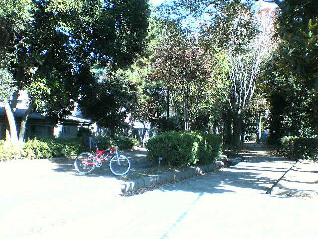 大泉町自転車専用道路